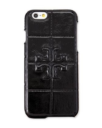 Marion Patent iPhone 6 Case, Black