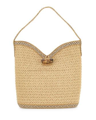 Watusi Bucket Bag, Peanut
