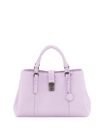 Roma Large Tote Bag, Parme Lavender
