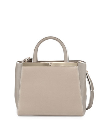 Mini Satchel Bag, Vapor