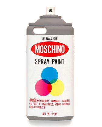 Spray Paint iPhone 6 Case, White Multi