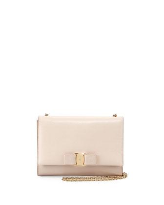 Miss Vara Mini Crossbody Bag, New Bisque