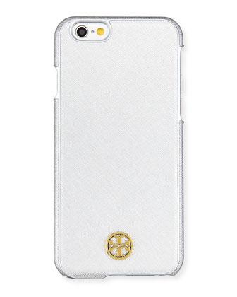 Robinson Logo iPhone 6 Case, Soft Silver