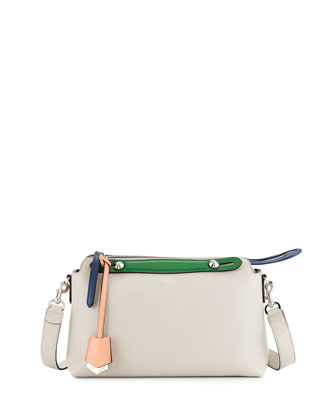 By the Way Small Tricolor Satchel Bag