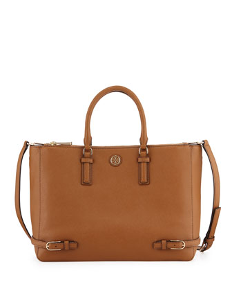 Robinson Multifunction Tote Bag, Tiger's Eye