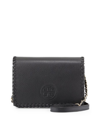 Marion Combo Crossbody Bag, Black