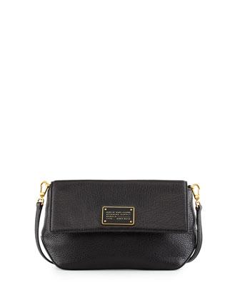 New Too Hot to Handle Shoulder Bag, Black