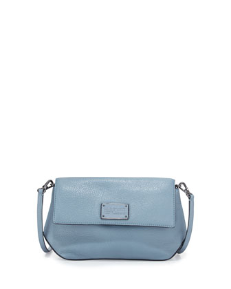 New Too Hot Too Handle Noa Crossbody Bag, Ice Blue