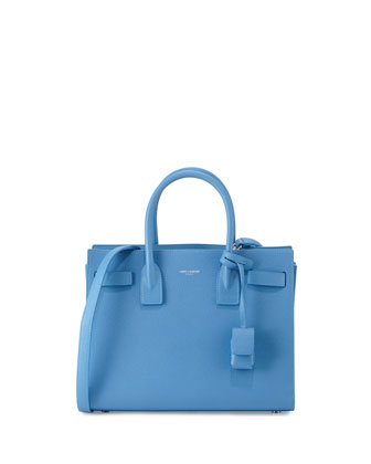 Sac de Jour Baby Satchel Bag, Light Blue