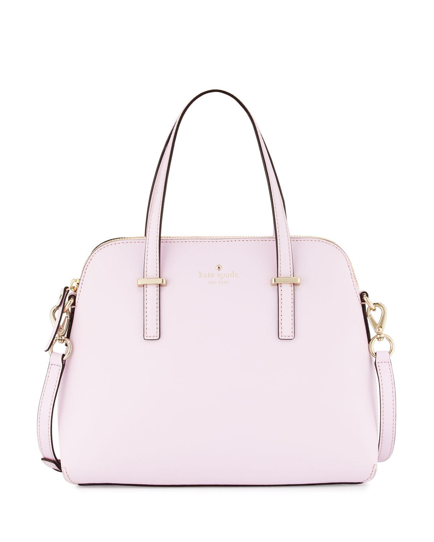 cedar street maise satchel bag, pink blush, Women's - kate spade new york