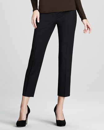 Stanton Side-Zip Pants