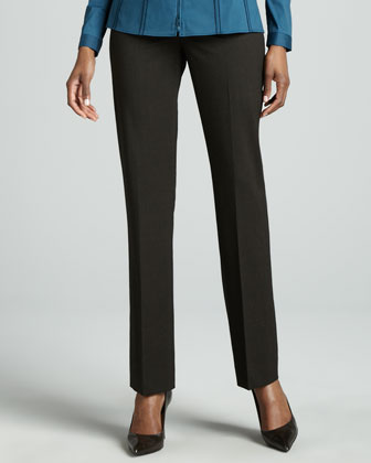 Barrow Straight-Leg Pants, Coffee