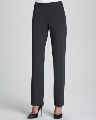Milano Straight-Leg Pants