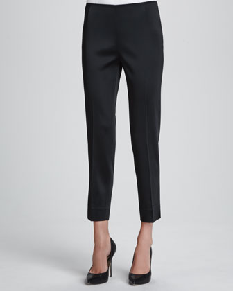 Stanton Belle Satin Cloth Pants