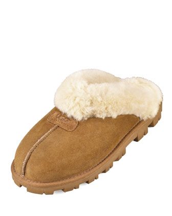 Mule Shearling Slipper