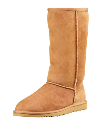 Classic Tall Shearling Boot