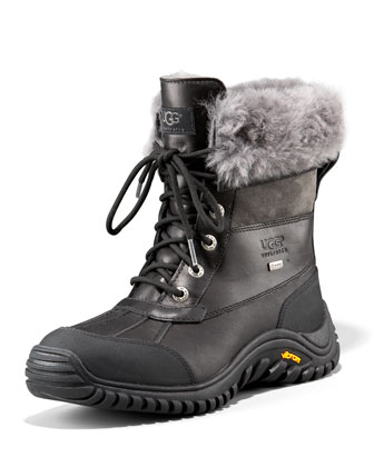 Adirondack Shearling Boot