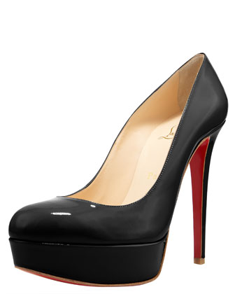 Bianca Double-Platform Pump