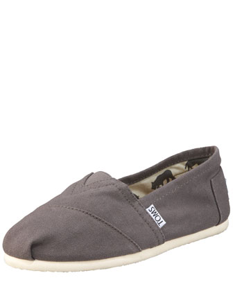 Classic Canvas Slip-On