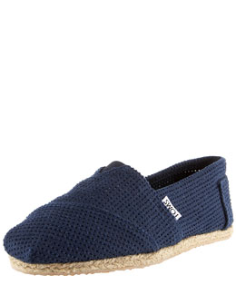 TOMS Freetown Perforated Slip-On