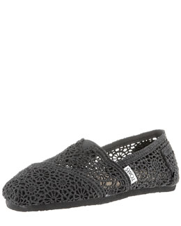 TOMS Crocheted Slip-On