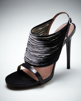 Tabitha Simmons Degrade Thread Sandal