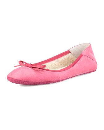 Inslee Suede Ballerina Flat