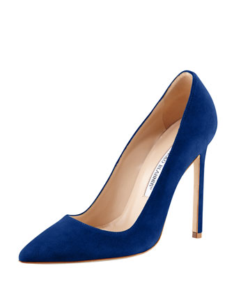 pointed toe pumps, manolo blahnik