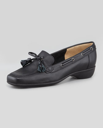 Echo Tassel Loafer, Black