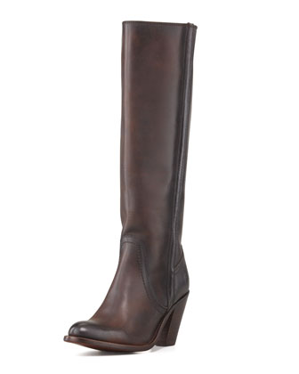 150th Anniversary Mustang Boot, Brown