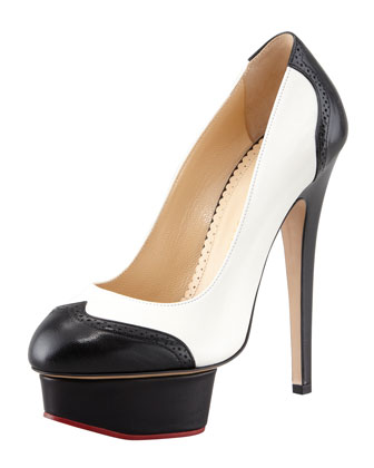 Dolly Spectator Platform Pump