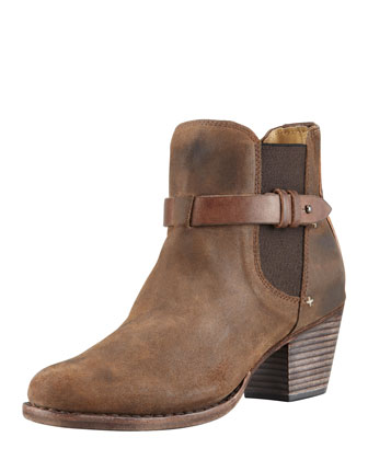 Durham Chelsea Boot, Brown