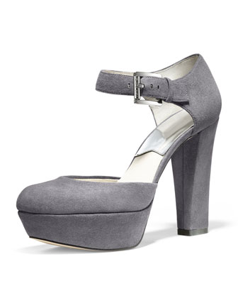 Haven Suede Platform Sandal