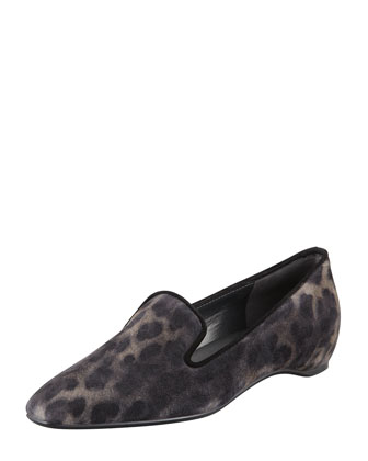 Sammy Wildcat Suede Loafer