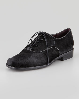 Tribecca Calf Hair Oxford