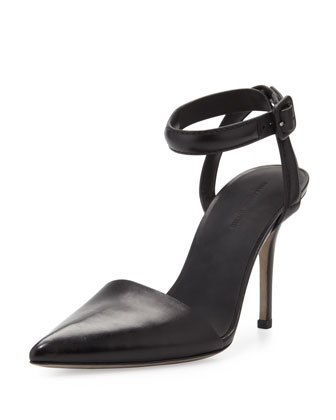 Lovisa Pointy Ankle-Wrap Pump