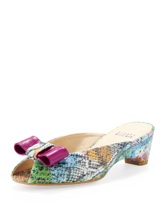 Candy Slip-On Pump, Palette