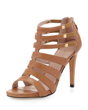 Outing Strappy Cage Sandal