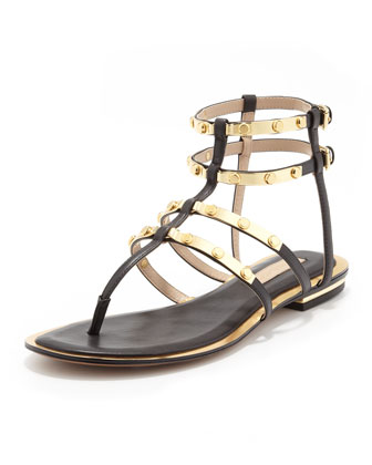 Hollie Studded Strappy Sandal