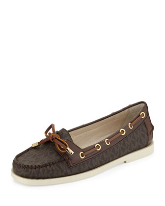 Blair Logo Moccasin