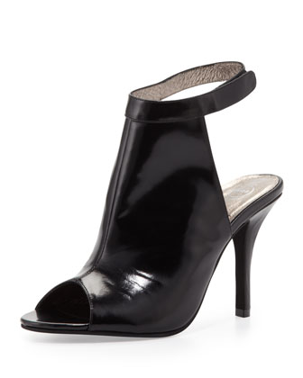 Lorah High-Vamp Sandal