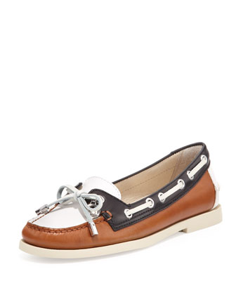 Blair Colorblock Moccasin