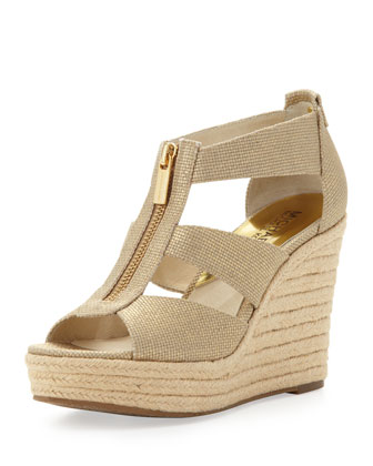 Damita Wedge Sandal