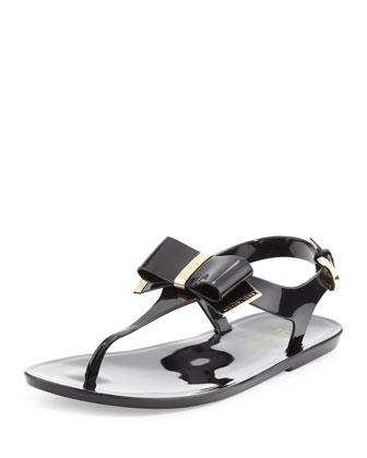Kayden Jelly Thong Sandal