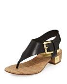 London Thong Sandal