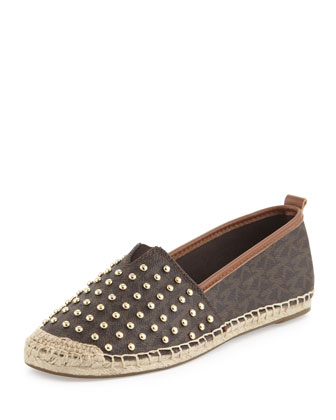 Meg Studded Slip-On
