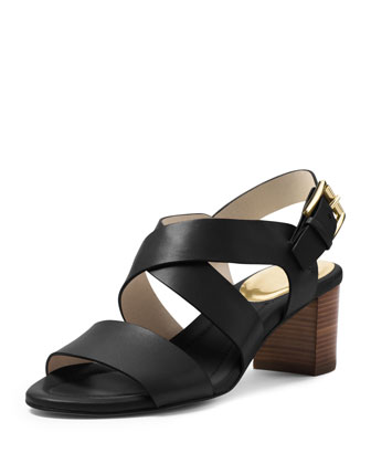 Maria Leather City Sandal