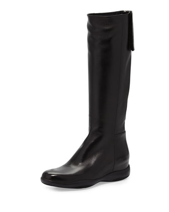 Sport Napa Chunky-Sole Knee Boot
