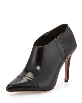 Dex Leather Ankle Boot