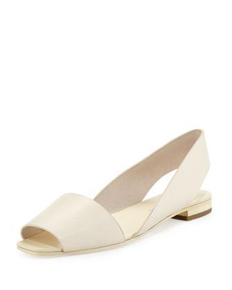 Taylor Flat Slingback Sandal